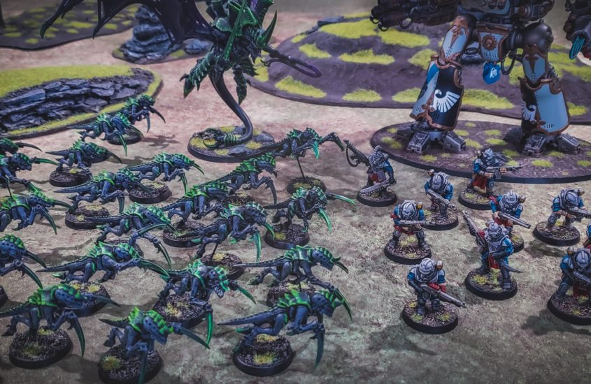 CONFESSIONS OF A NORN QUEEN: Tyranids post CA 2019 & Blood of Baal