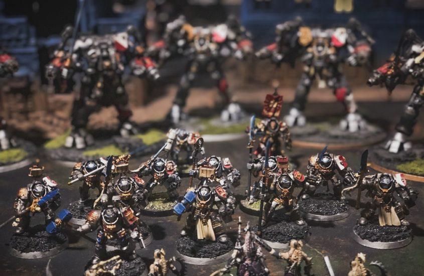 Grey Knights Review: RITUAL OF THE DAMNED