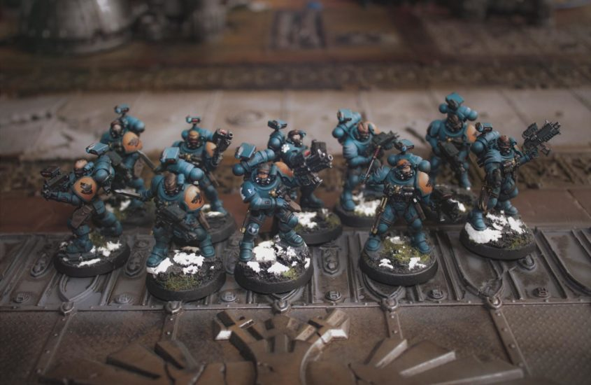 Space Wolves Tactica: A CURSORY GLANCE AT THE INCREDIBLE INCURSORS