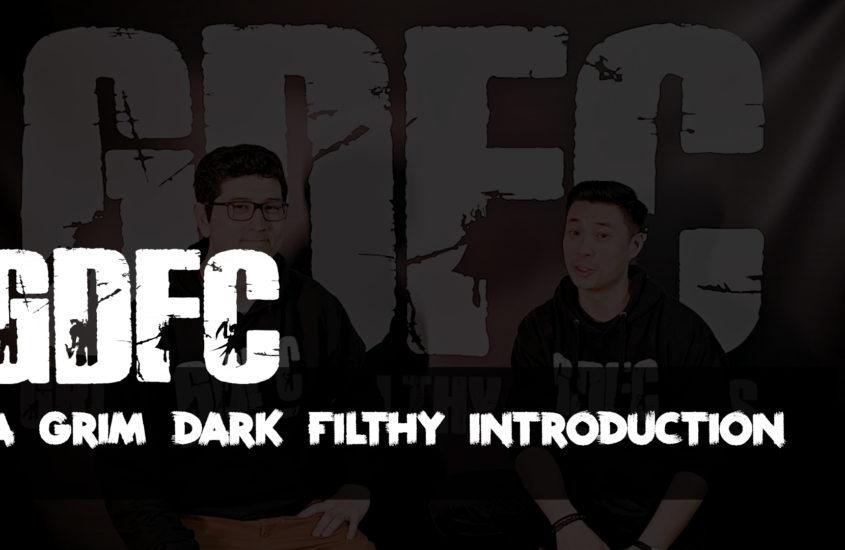 A Grim Dark Filthy Introduction