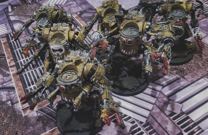 Orks Tactica: Building a Better Tin Can