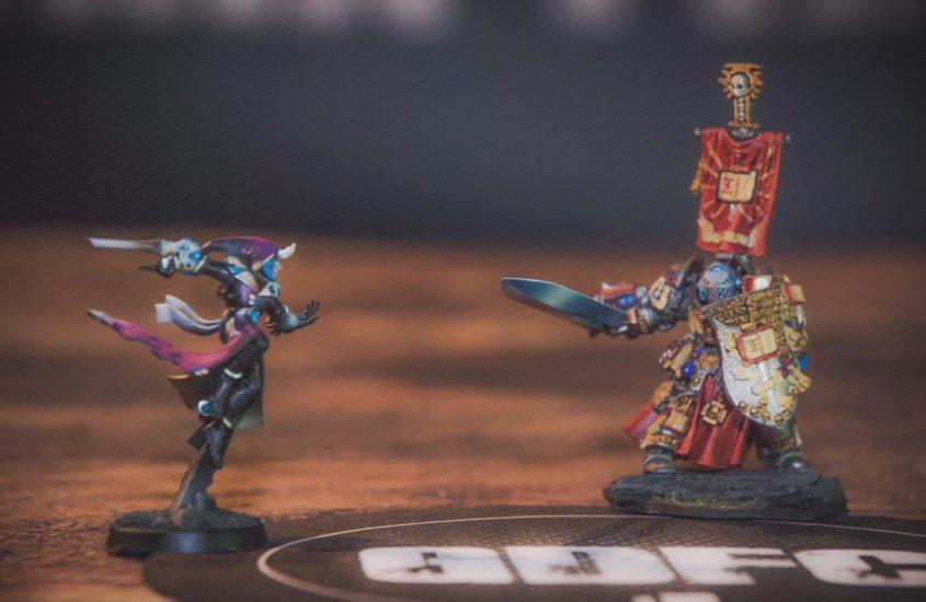 Remote Hammer Battle Report: Aeldari Vs. GREY KNIGHTS