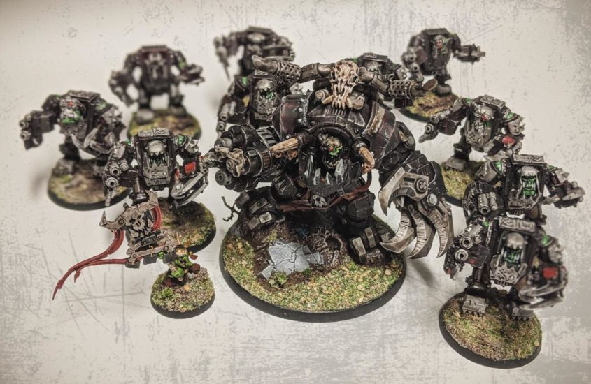 Orks Review:  Saghaz of the Beast
