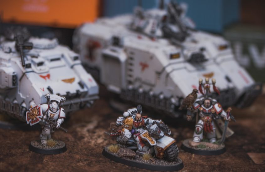 Coach's Corner – Command Point Planning Part 1: Pre-game and deployment