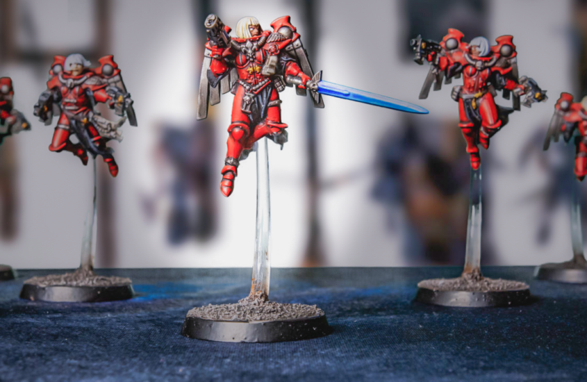 Adepta Sororitas Tactica: Miracle Dice