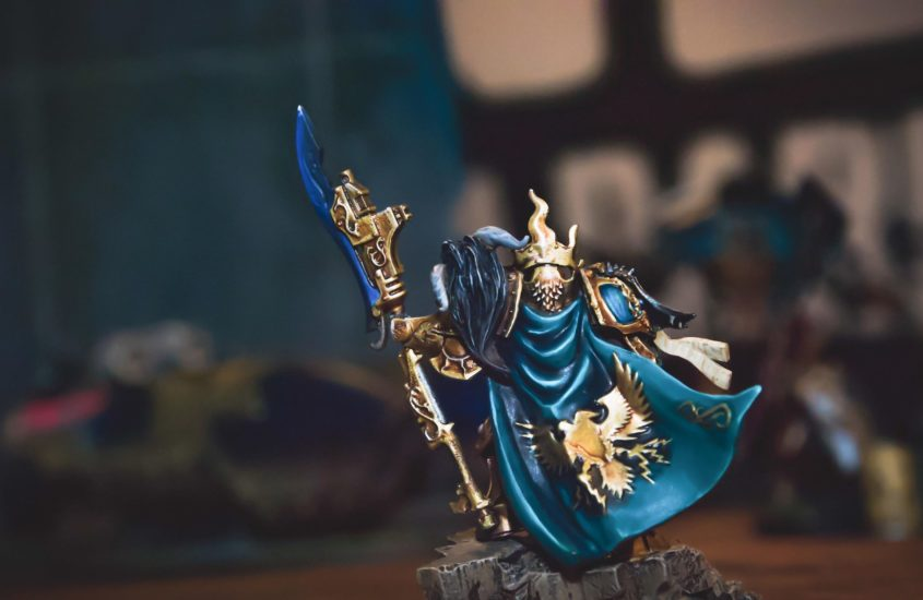 Adeptus Custodes Preview: New Rules for the Imperium in War of the Spider