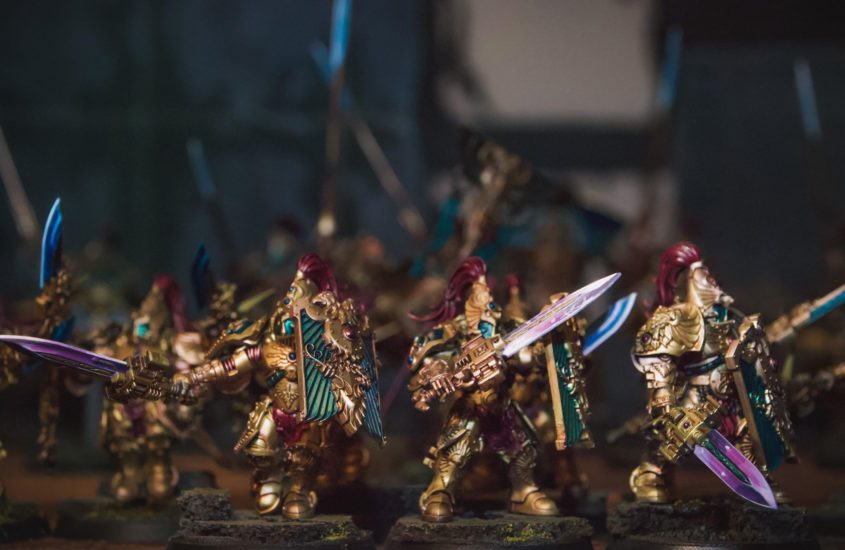 Adeptus Custodes War of the Spider Review: Stay Gold Pony Boys (and Nulls)