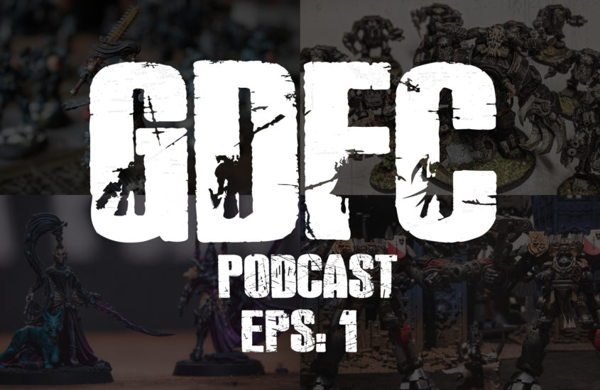 GDFC Podcast Episode #1: A Brave New Edition