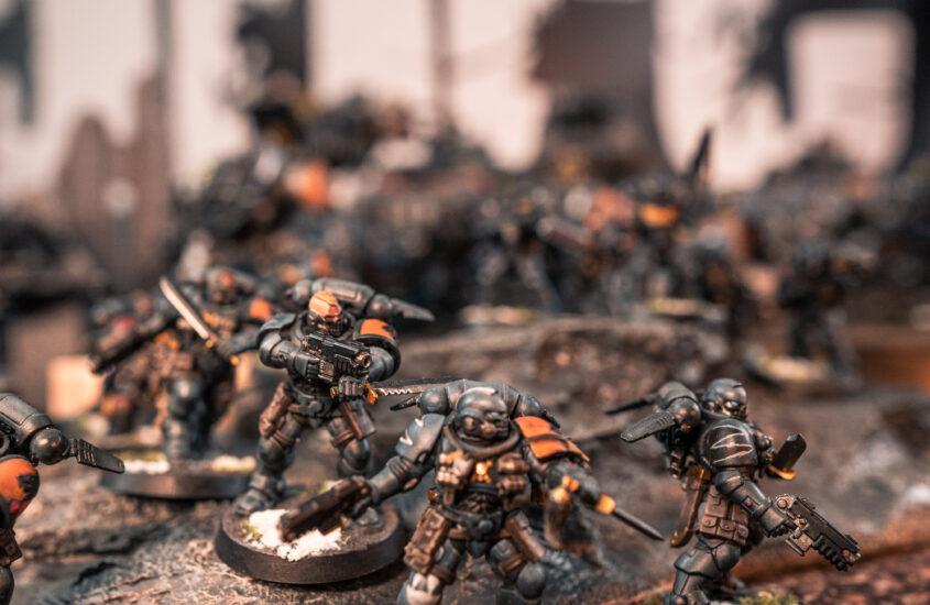 Don't Fear the Reiver: Unit Tactica